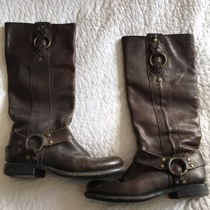 Frye boots size 8.